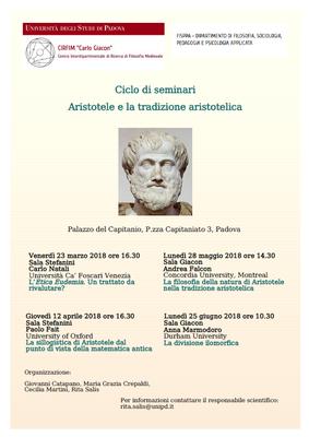 Seminari Aristotele2