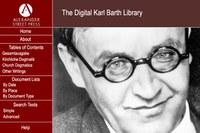 La risorsa in evidenza: The digital Karl Barth Library